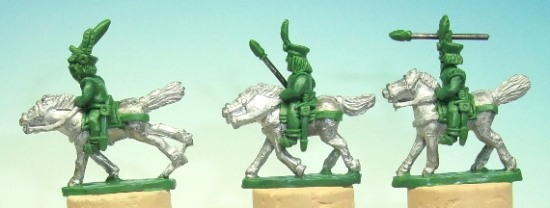 Italian Light Cavalry