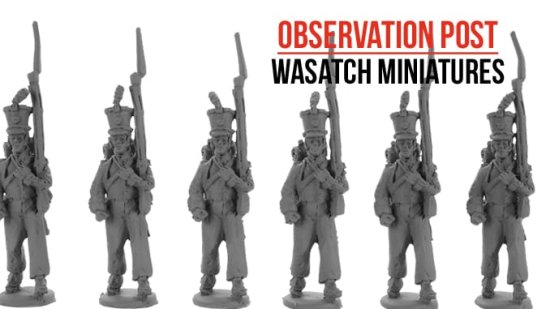 Wasatch Miniatures