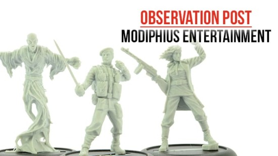 28mm Achtung! Cthulhu Miniatures