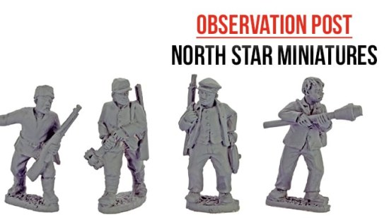 28mm partisans
