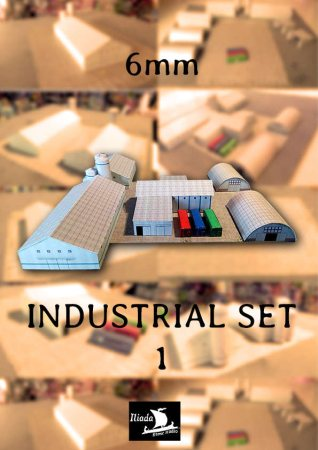 Modern industrial set