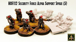 Security Force Alpha
