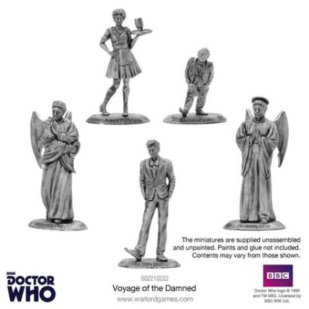 Warlord Games: Doctor Who – Voyage of the Damned