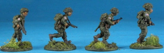 20mm U.S. Airborne officers