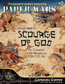 Paper Wars: Issue 88 – Scourge of God (Mongolians 1206-1259)