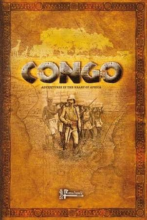 Congo Rules and North Star/Copplestone Boxed Sets