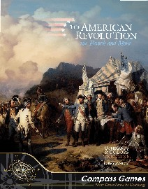 Commands & Colors – Tricorne Expansion: The American Revolution War Expansion Kit 1 – The French & More!
