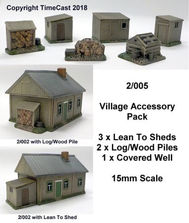 Village Accessory Pack