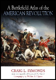 Battlefield Atlas of the American Revolution