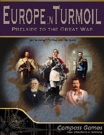 EUROPE IN TURMOIL: Prelude to The Great War Game