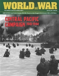 World at War #63: The Central Pacific Campaign