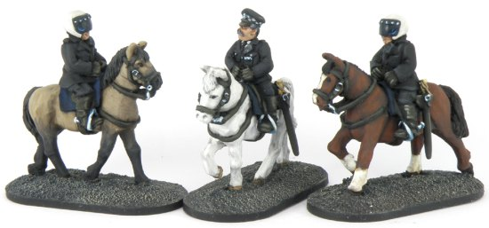 Mounted Bobbies