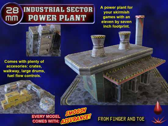 Power Plant Box Art