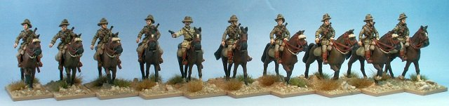 28mm Australian Light Horse
