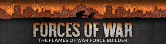 Forces of War logo