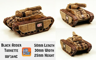 Black Adder Combat Tankette