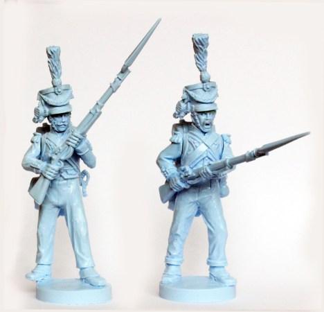 Napoleonic French Line Infantry 1807-14