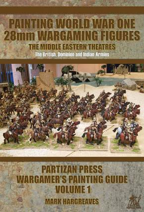 Painting WWI 28mm Wargame Figures