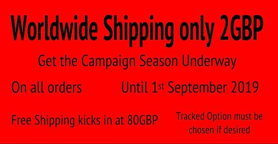 Ends 9AM GMT 2nd September