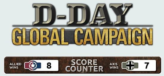 Flames of War – D-Day Global Campaign Final Week