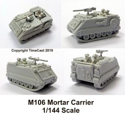 1//144th M113 APC External Stowage