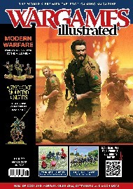 Wargames Illustrated: Issue # 377 with one of either: French Chasseurs, Hussars, or Line Lancers Plastic Figure