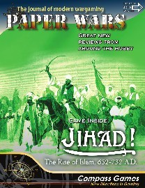 Paper Wars: Issue 91 – Jihad: The Rise Of Islam 632-731 A.D cover