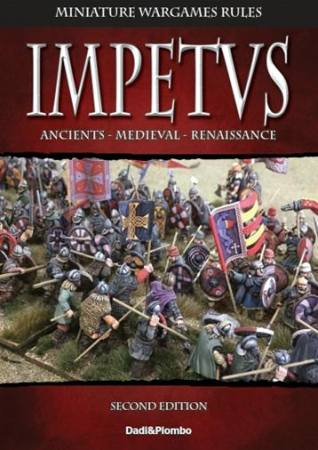 Impetus: Ancients, Medievals & Renaissance – 2nd Edition cover