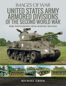 United States Army Armored Divisions of the Second World War cover