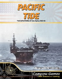 Pacific Tide: The United States versus Japan, 1941-45 cover