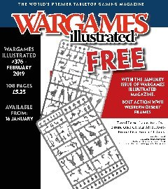 Wargames Illustrated: Issue #376 Russian Civil War cover