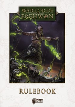 Warlords of Erehwon: Rulebook cover