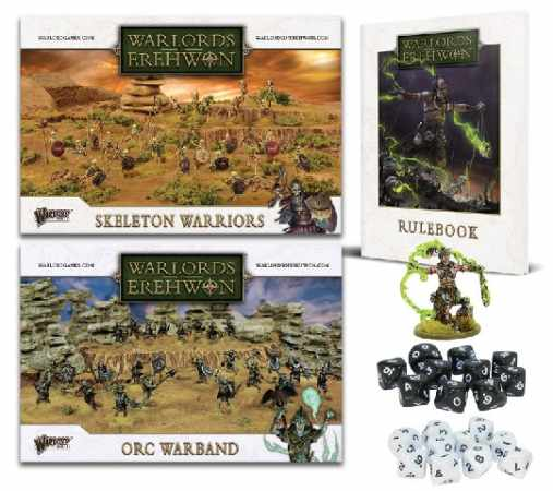 Warlords of Erehwon: Quick Starter Set