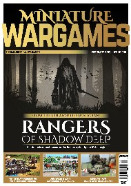 Miniature Wargames: Issue #430 cover