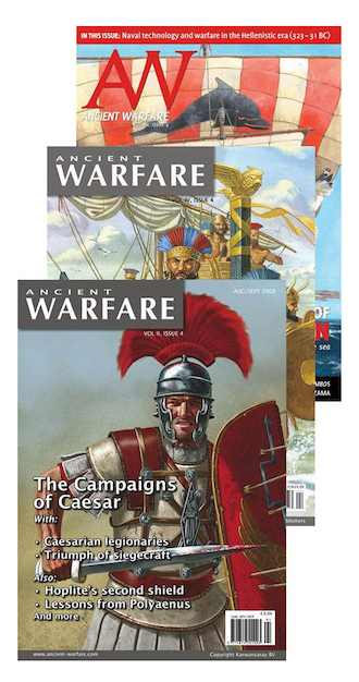 Old Ancient Warfare issues
