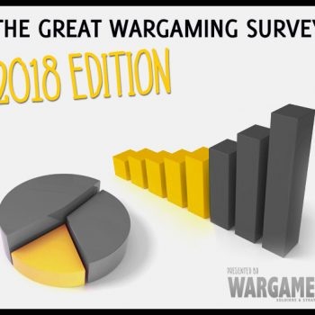 The Great Wargaming Survey 2018