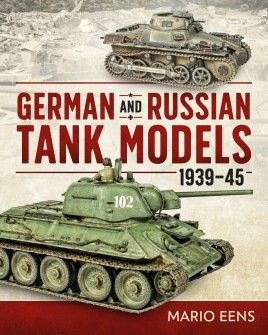German and Russian Tank Models 1939-45: Painting Guide
