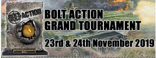 Bolt Action Grand Tournament – Warlord Games HQ