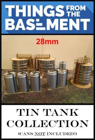 Tin Tank Collection
