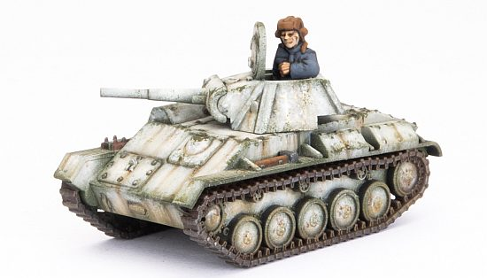 Stalin's Little Tank – T-70 Showcase