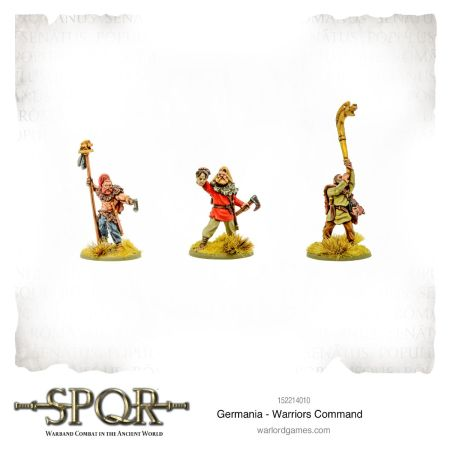 Germania - Warriors Command