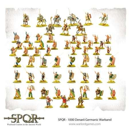 1,000-Denarii Mounted Warband