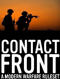 Contact Front: Modern Platoon-Level Rules for 15mm to 28mm