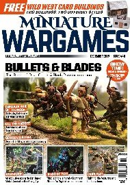 Miniature Wargames: Issue #440