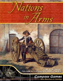 Nations In Arms: Valmy to Waterloo Wargame