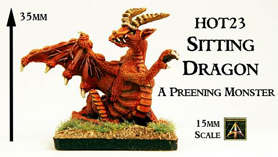 Sitting Dragon