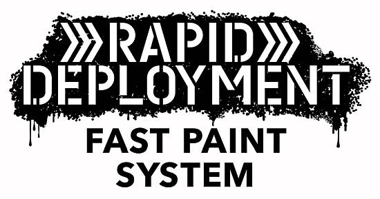 Rapid Deployment System Painting