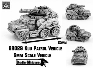 Kuu Patrol Vehicle
