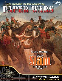 Paper Wars: Issue 94: Fall of Siam cover