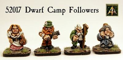 Dwarf Camp Followers